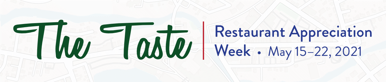 The Taste (Map of Downtown Maynard, MA)
